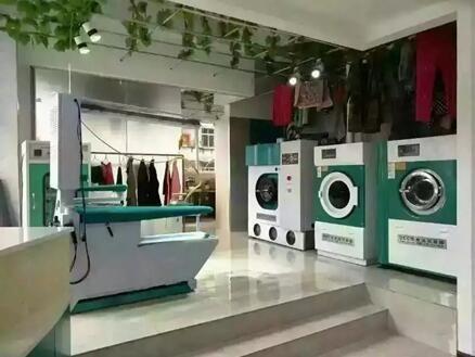 干洗设备品牌选哪家?UCC设备优势明显