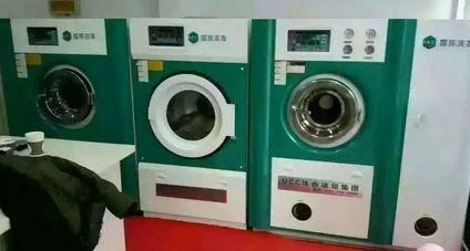 小型店买设备选哪家品牌?推荐综合洗衣品牌UCC