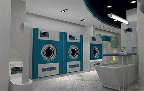 购买一套德奈福干洗设备需要多少钱?