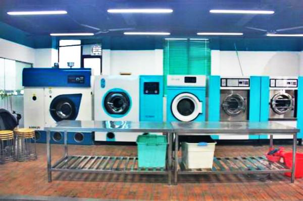 开洗衣店需要搭配哪些设备
