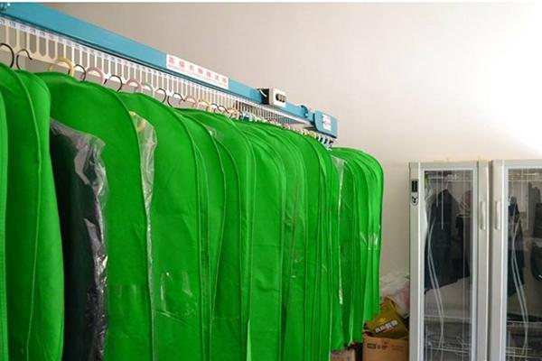 绿洁干洗店加盟赚钱吗?