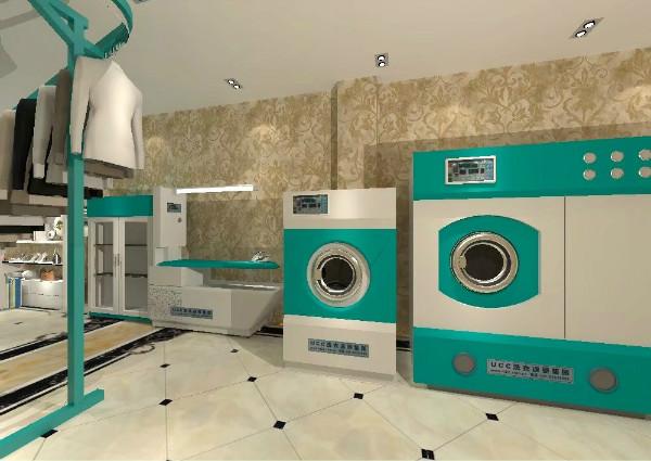 开个干洗店一年大概能挣多少钱